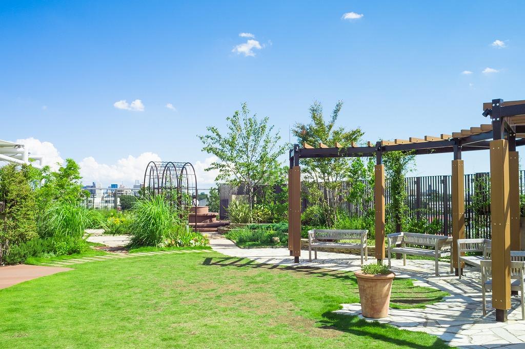 造園土木の役割